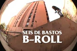 Video thumbnail for vimeo video SEIS DE BASTOS B-ROLL  - Be-Mag