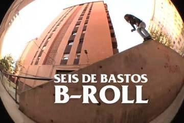 Video thumbnail for vimeo video SEIS DE BASTOS B-ROLL  - Be-Mag