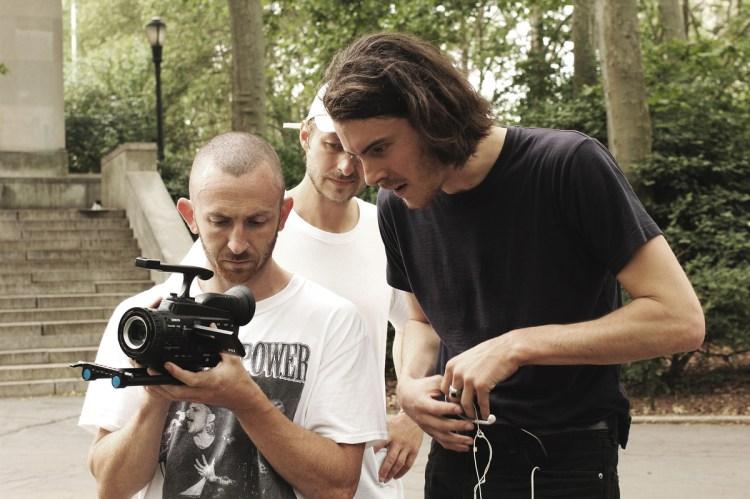 With Victor Photo - Craig Benabu