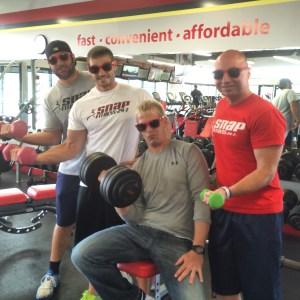 snap fitness north mankato