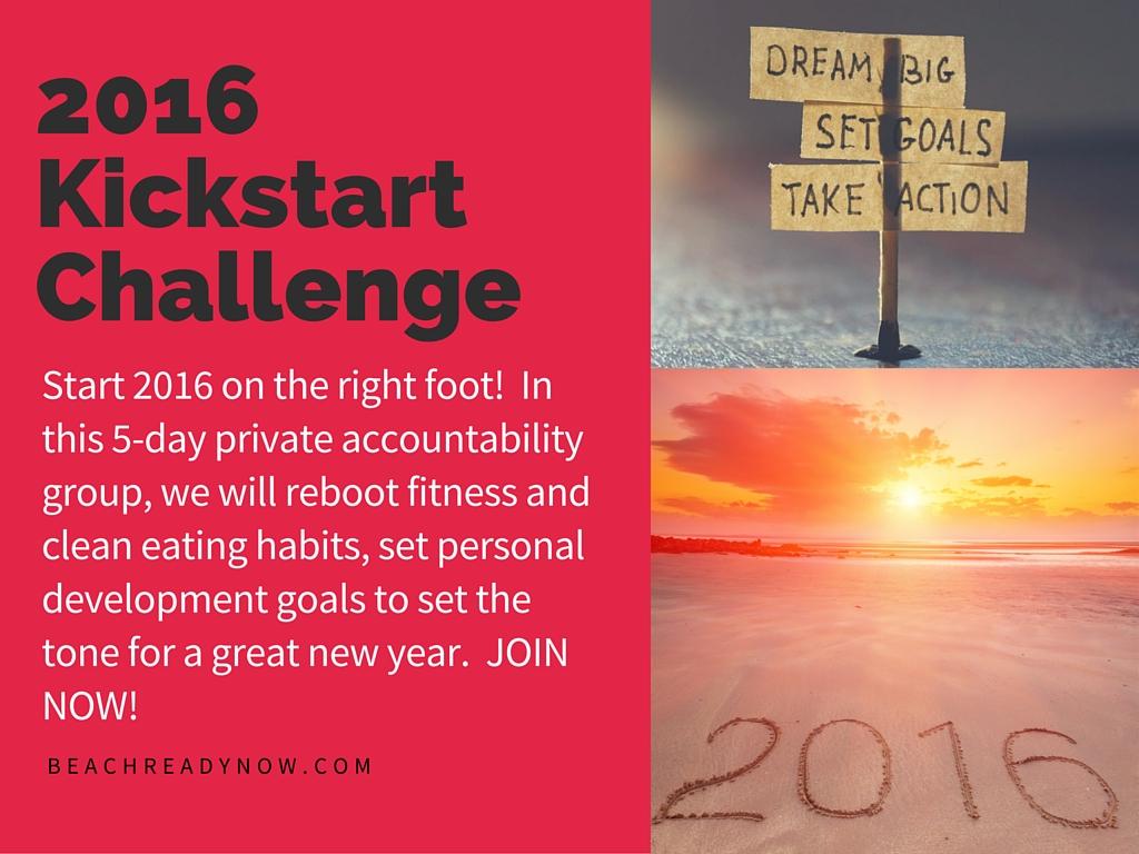 2016 Kickstart Challenge