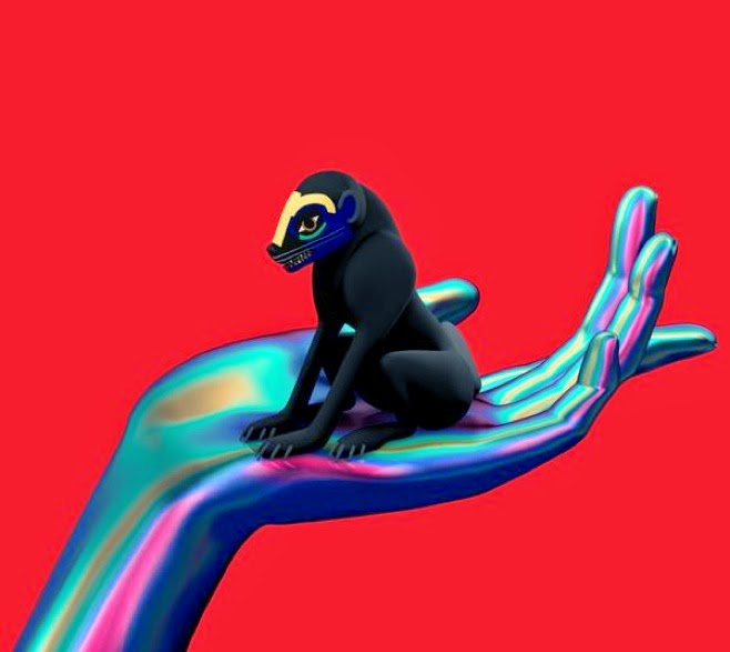 SBTRKT – Wonder Where We Land