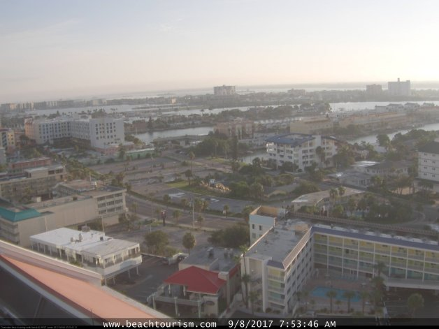 beach view from pier 60 live cam