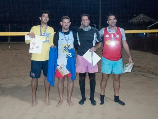 2nd Beach Cup, Mens Two Star