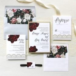 Relaxing Boho Wedding Invitations Boho Wedding Invitations Customizable Wedding Wedding Invitations Wording Wedding Invitations Designs