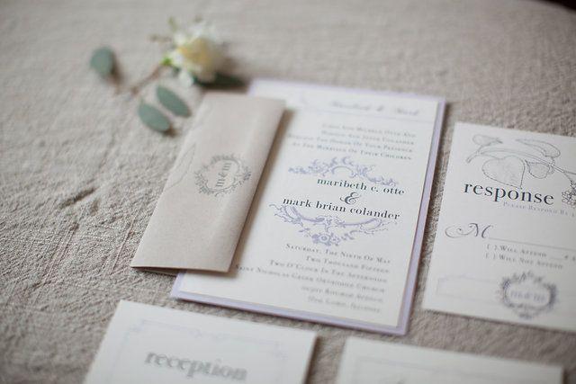 Wedding Invitation Wording - A How To Beacon Lane