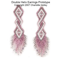 Double Helix Earrings