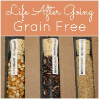 Life After Going Grain Free