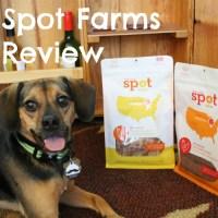 Luna Snacks on Spot Farms Chicken Jerky