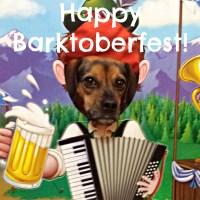 Happy Oktoberfest (or Barktoberfest)!