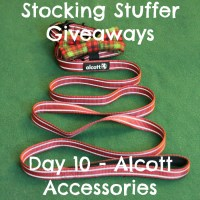 Stocking Stuffer Giveaway Day 10: Alcott Accessories
