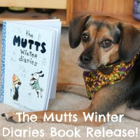 The Mutts Winter Diaries - Brand New Book from MUTTS Comics! + GIVEAWAY!