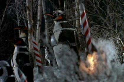 Penguin-launch