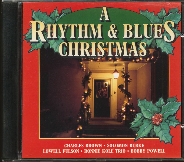 Various CD A Rhythm  Blues Christmas (CD) - Bear Family Records