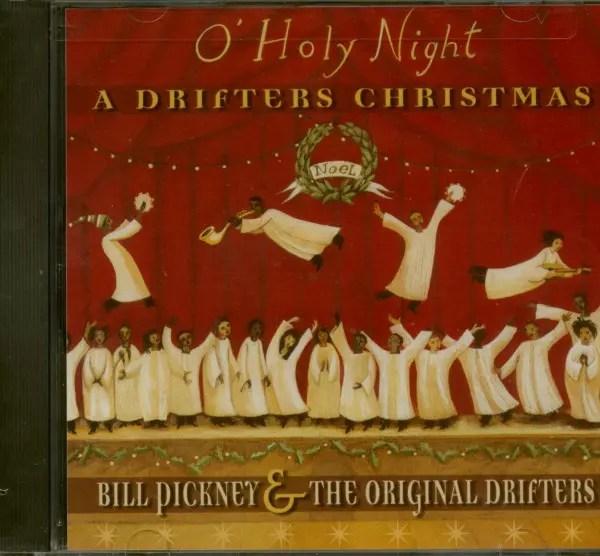 The Drifters CD O\u0027 Holy Night - A Drifters Christmas (CD) - Bear