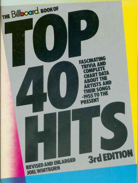 Joel Whitburn Bücher/Books The Billboard Book Of Top 40 Hits - Bear