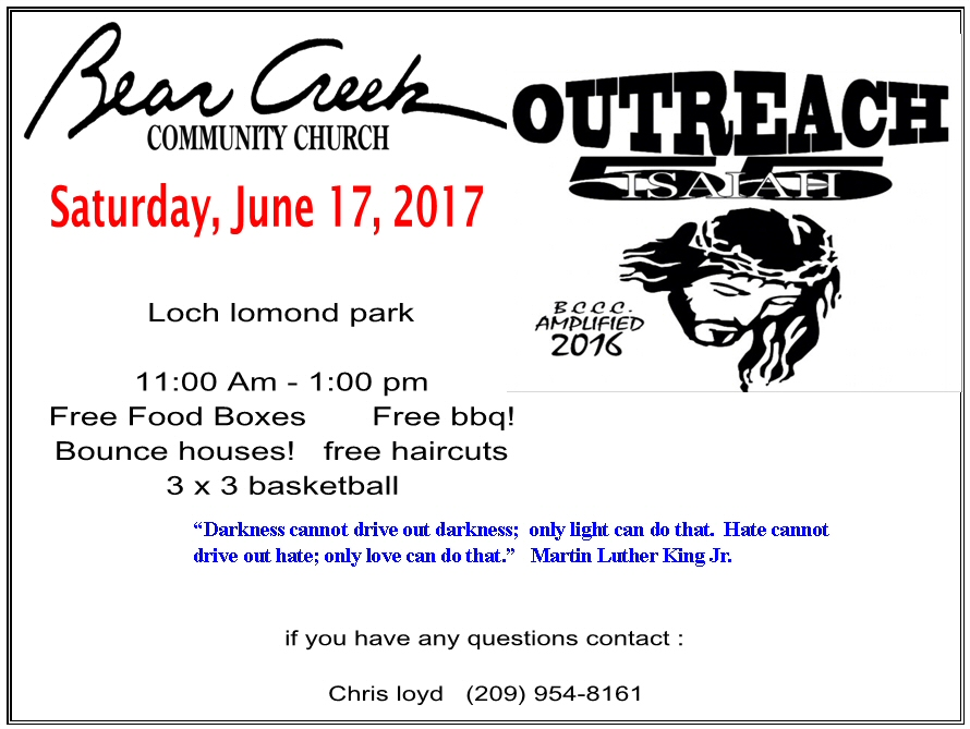 OutReach55 June 17