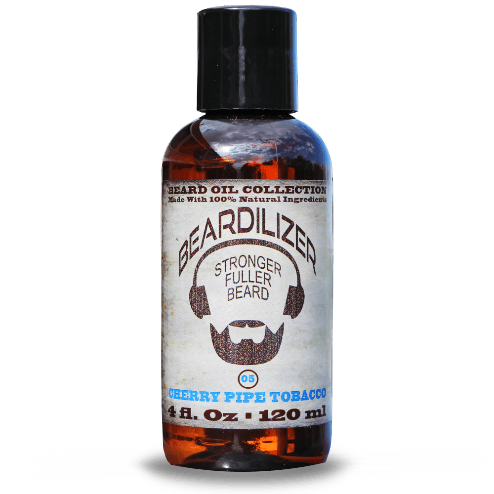 Cherry Pipe Tobacco Beard Oil 4 Oz