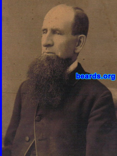 a beard from the past