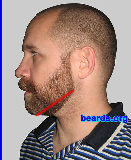 avoid a too-high neck line