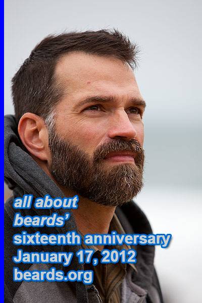 all about beards' sixteenth anniversary