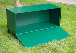 Bear Resistant Metal Storage Lockers For Campgrounds And Parks