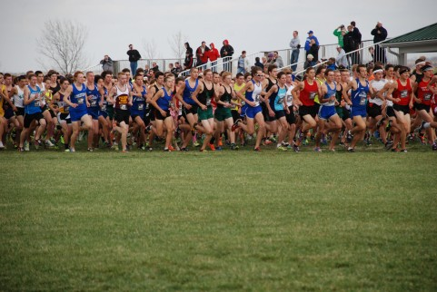 Cross Country barely misses Nike Nationals qualification