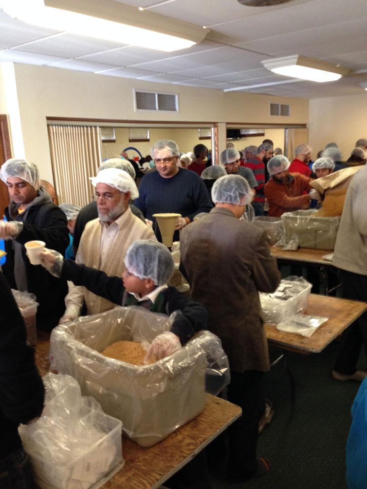 Community volunteering creates sense of responsibility