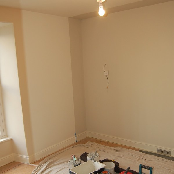 Dulux matched F&B Shaded White