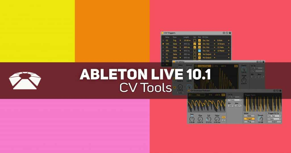 ableton cv tools