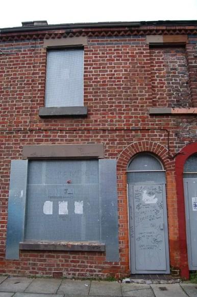 9 Madryn Street, Liverpool, 2010