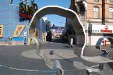 Beatles-Platz, Hamburg, Germany
