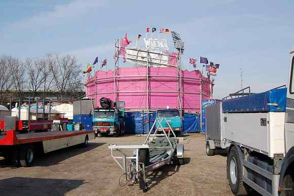 Dom Fairground, Hamburg, 2011