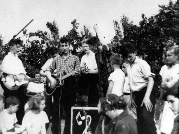The Quarrymen, 6 July 1957