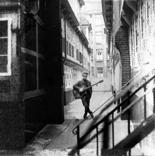 Stuart Sutcliffe in Hamburg, 1960