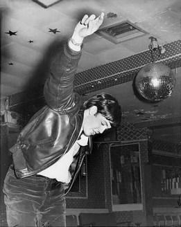 Paul McCartney at the Palais Ballroom, Aldershot, 9 December 1961