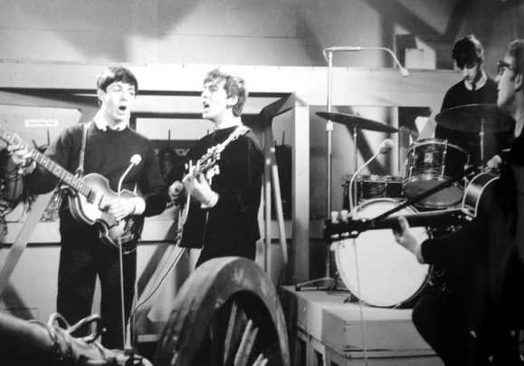 The Beatles on People And Places, Manchester, 16 January 1963