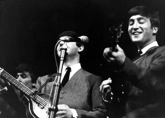 The Beatles, Swinging Sound 63, BBC, 18 April 1963