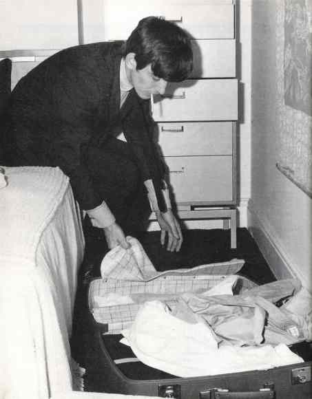 George Harrison, 1963