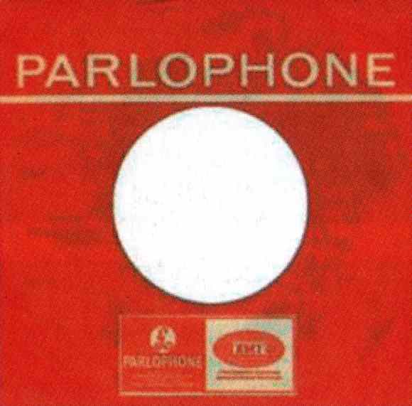 Parlophone single sleeve, 1967-68 - Australia