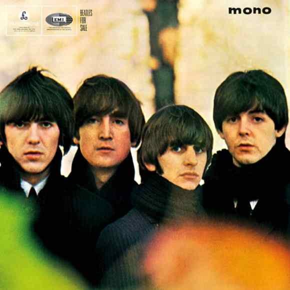 Beatles For Sale album artwork