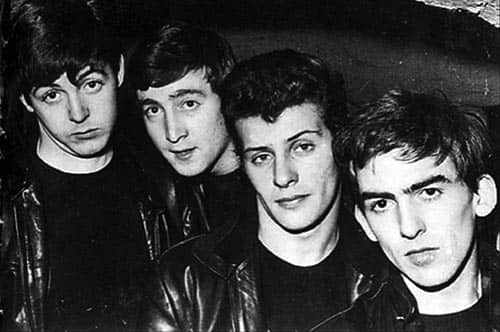 The Beatles with Pete Best