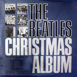The Beatles' Christmas Album artwork