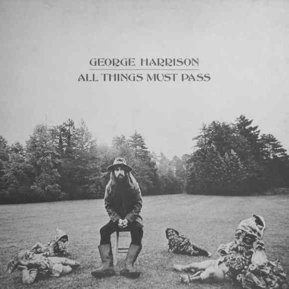 All Things Must Pass album artwork - George Harrison