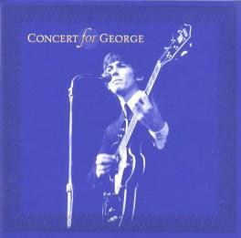 Concert For George album artwork