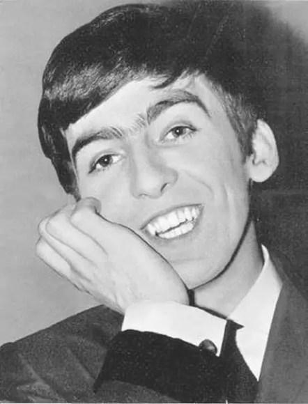 George Harrison, 1962