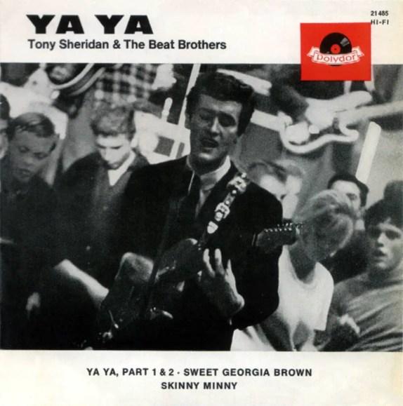 Ya Ya EP artwork - Germany