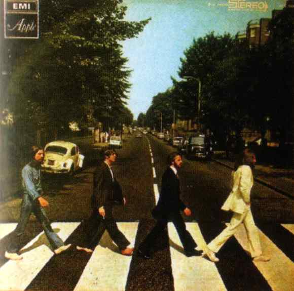 Abbey Road album artwork - Israel