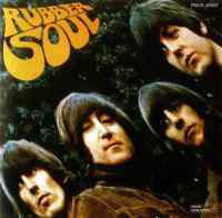 Rubber Soul album artwork - Italy