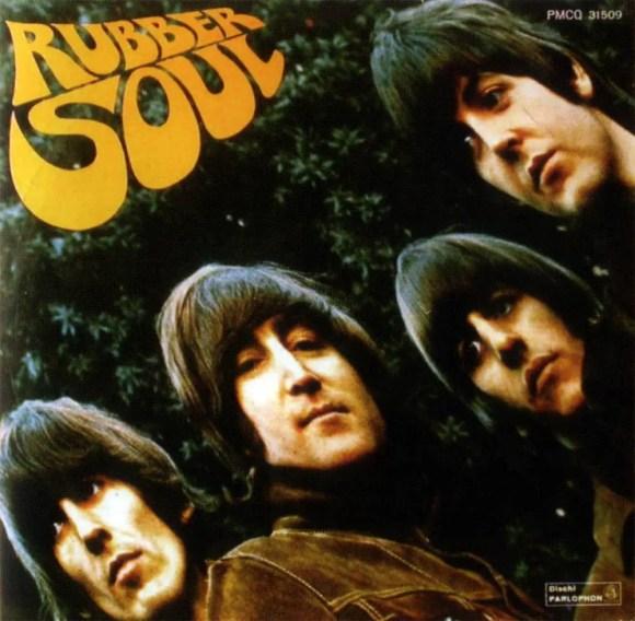 Rubber Soul album artwork - Italy